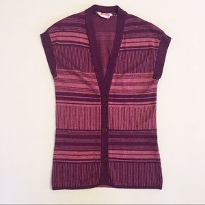 Tops - VINTAGE 70s rayon knit MISSONI INSPIRED